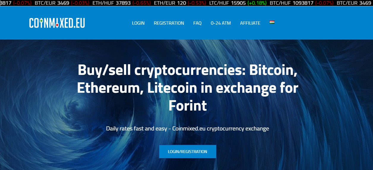 How to trade Bitcoin and other cryptocurrencies using Coinmixed.eu crypto exchange?