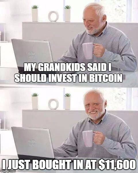 Buy all time high