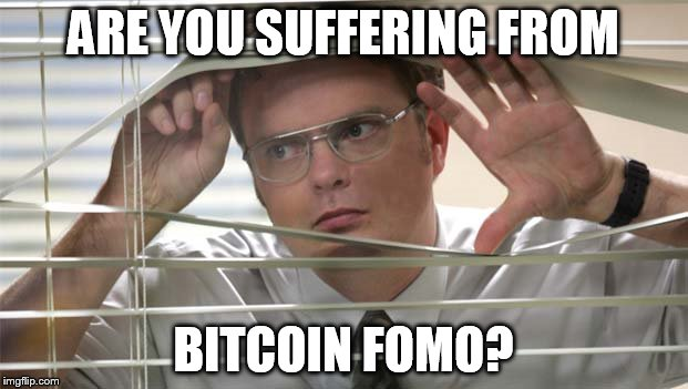What is FOMO?