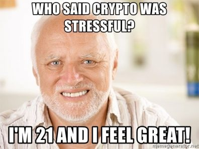 The best crypto memes to get you through the bear markets