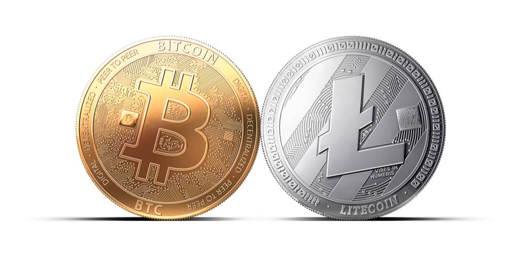 Bitcoin and Litecoin