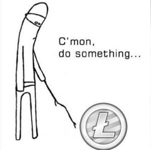 Litecoin do something